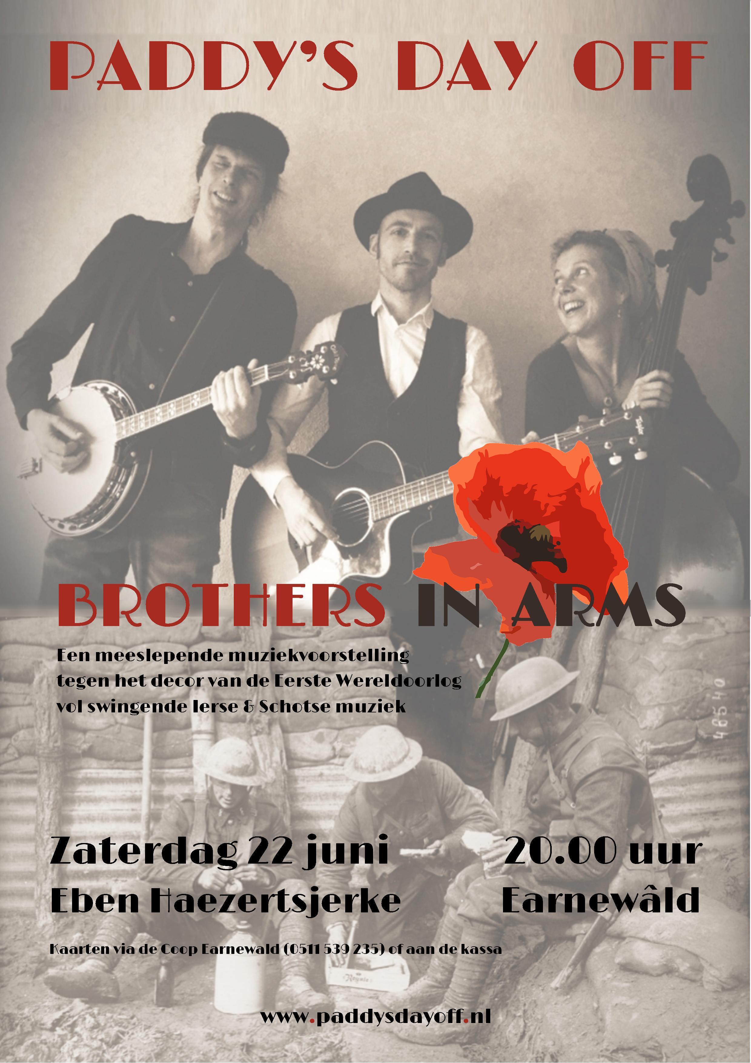 2019 06 22 Brothers in Arms