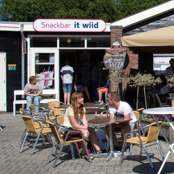 Eetcafé de Meerpaal & Snackbar it Wiid